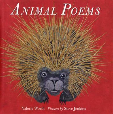 Animal Poems Cover