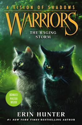 Warriors: A Vision of Shadows #6: The Raging Storm Cover Image