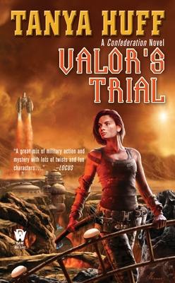 Cover for Valor's Trial (Valor Novel #4)