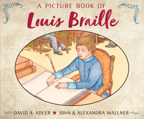 A Picture Book of Louis Braille (Picture Book Biography) Cover Image