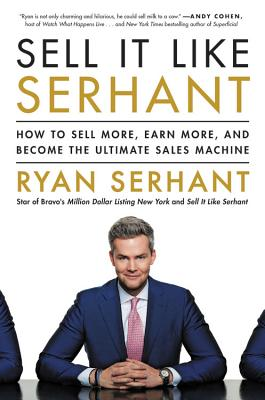 Sell It Like Serhant cover image