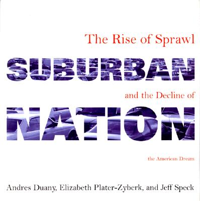 Cover for Suburban Nation