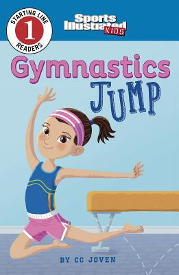 Gymnastics Jump (Sports Illustrated Kids Starting Line Readers) Cover Image