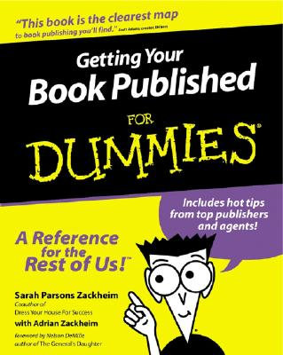 Getting Your Book Published for Dummies Cover