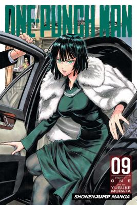 One-Punch Man, Vol. 9 cover image