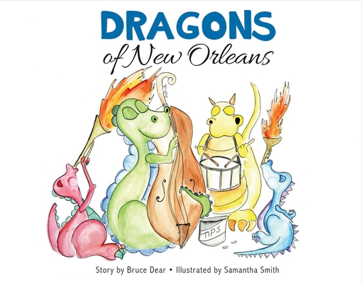 Dragons of New Orleans Cover Image