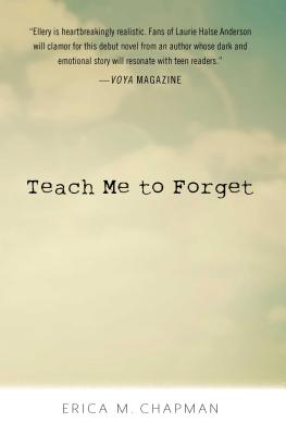 Teach Me to Forget Cover