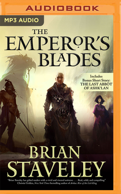 The Emperor's Blades (Chronicle of the Unhewn Throne #1) Cover Image
