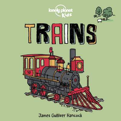 Trains (How Things Work) Cover Image
