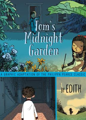 Tom's Midnight Garden Graphic Novel Cover Image