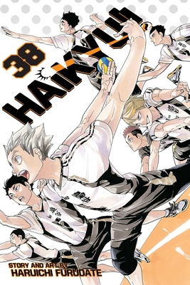 Haikyu!!, Vol. 38 Cover Image