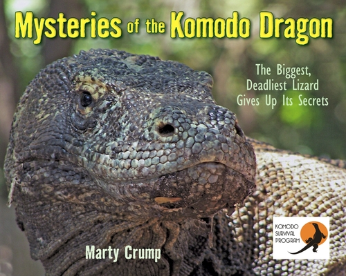 Mysteries of the Komodo Dragon Cover