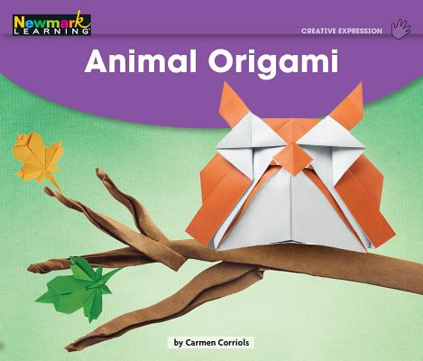 Animal Origami Leveled Text Cover Image