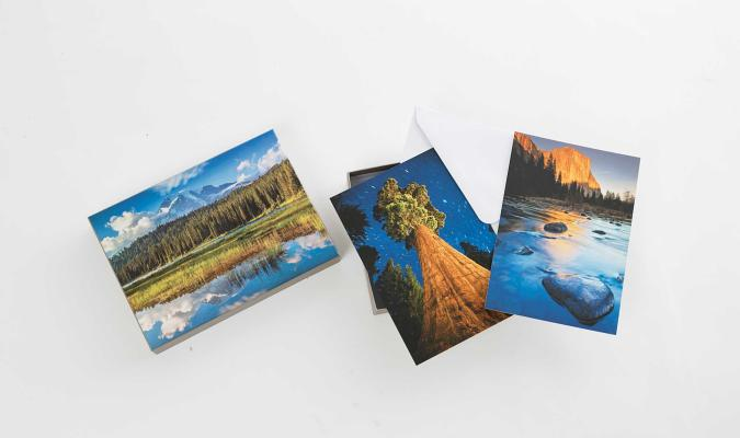Ian Shive: The National Parks Blank Boxed Notecards Cover Image