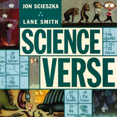 Cover for Science Verse