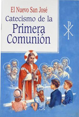 Catecismo de la Primera Comunion Cover Image