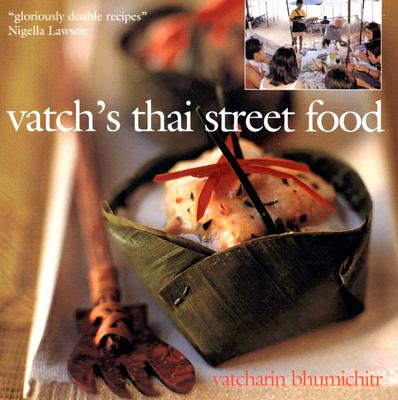 Vatch's Thai Street Food Cover