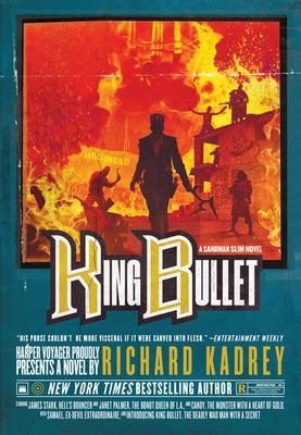 King Bullet: A Novel (Sandman Slim #12) Cover Image
