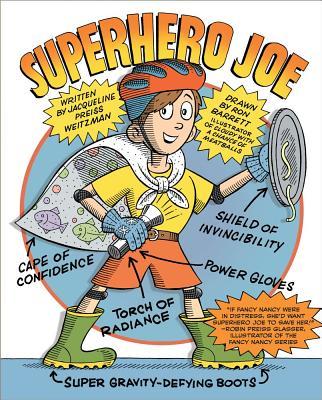 Cover for Superhero Joe