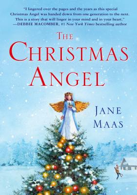 The Christmas Angel Cover