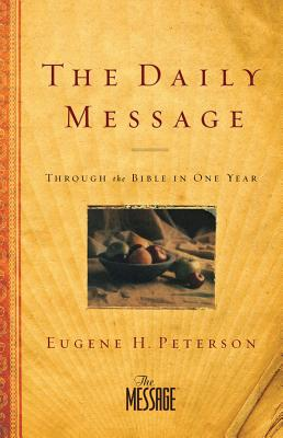 Daily Message-MS: Through the Bible in One Year Cover Image
