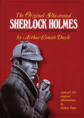 The Original Illustrated Sherlock Holmes Cover Image