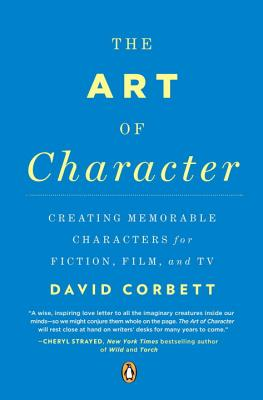 The Art of Character Cover