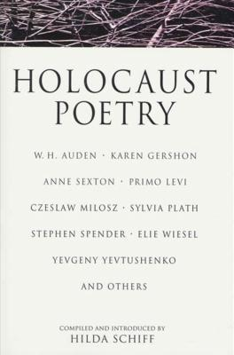 Holocaust Poetry Cover Image