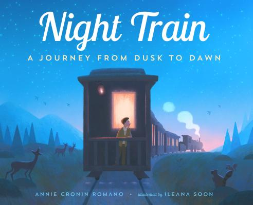 Night Train: A Journey from Dusk to Dawn Cover Image