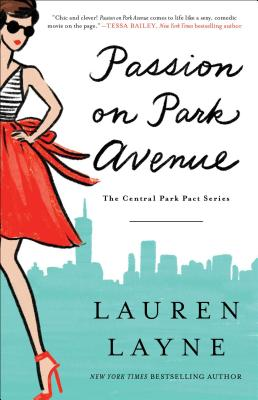 Passion on Park Avenue (The Central Park Pact #1) Cover Image