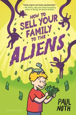 How to Sell Your Family to the Aliens Cover Image