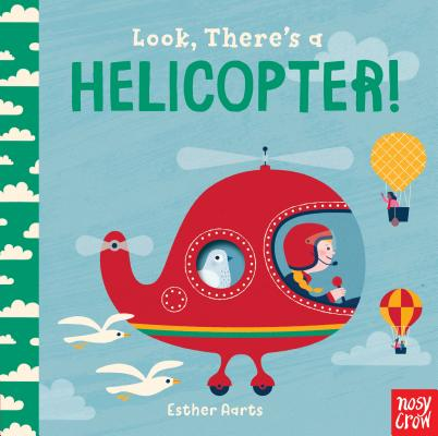 Look, There's a Helicopter! Cover Image