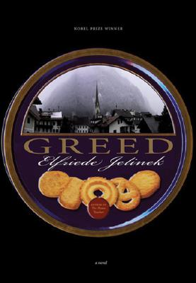 Greed Cover