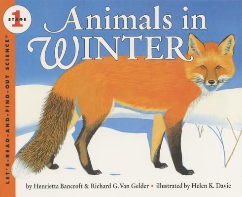 Animals in Winter Cover