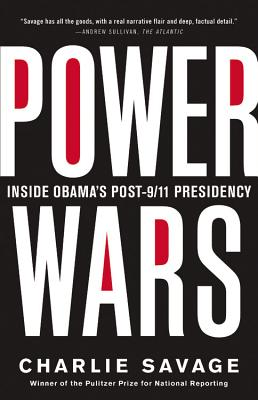 Power Wars Cover