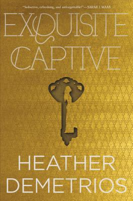 Cover for Exquisite Captive (Dark Caravan Cycle #1)
