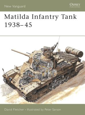 Matilda Infantry Tank 1938-45 Cover