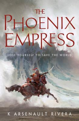 The Phoenix Empress (Ascendant #2) Cover Image