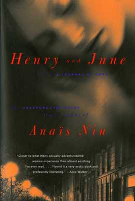 Henry and June Cover