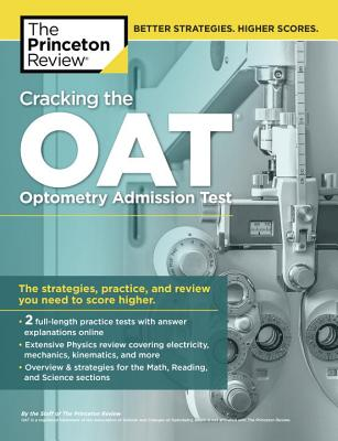 Cracking the Oat (Optometry Admission Test) Cover