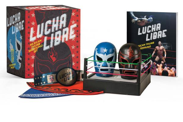 Lucha Libre: Mexican Thumb Wrestling Set (RP Minis) Cover Image