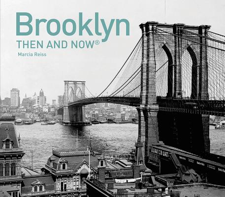 Brooklyn Then and Now® Cover Image