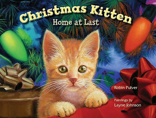 Christmas Kitten, Home at Last Cover