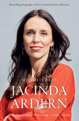Jacinda Ardern Cover Image