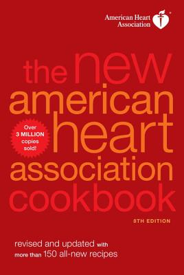 The New American Heart Association Cookbook Cover Image