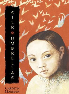 Silk Umbrellas Cover