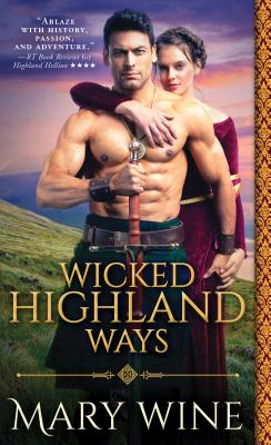 Wicked Highland Ways (Highland Weddings #6) Cover Image