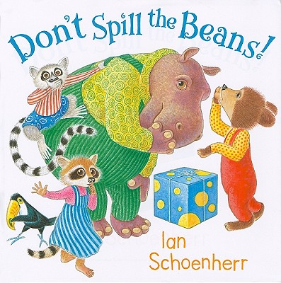 Don't Spill the Beans! Cover