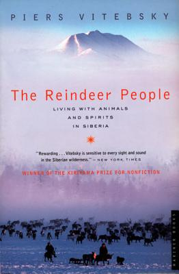 The Reindeer People: Living with Animals and Spirits in Siberia Cover Image