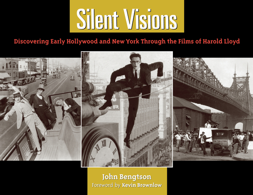 Cover for Silent Visions